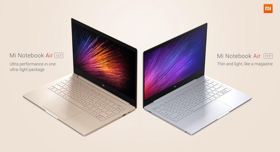 Photo of Conheça os Mi Notebook Air, os novos portáteis da Xiaomi