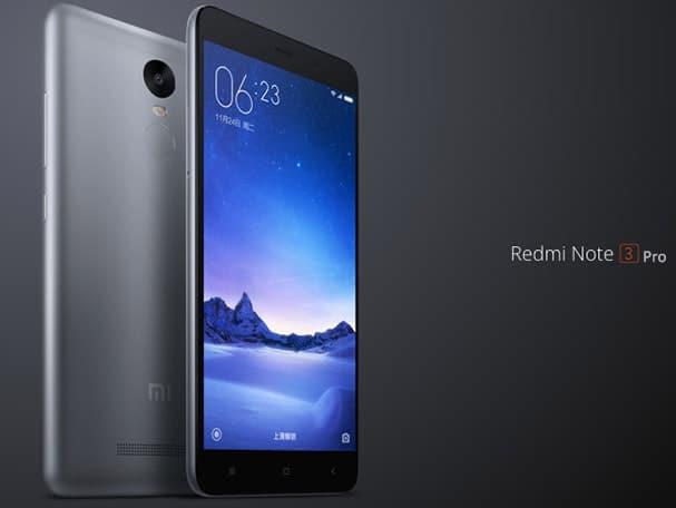 Redmi Note 3 Pro-1