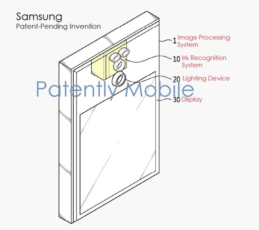 Samsung-Galaxy-Note-7-iris-scanner-patent