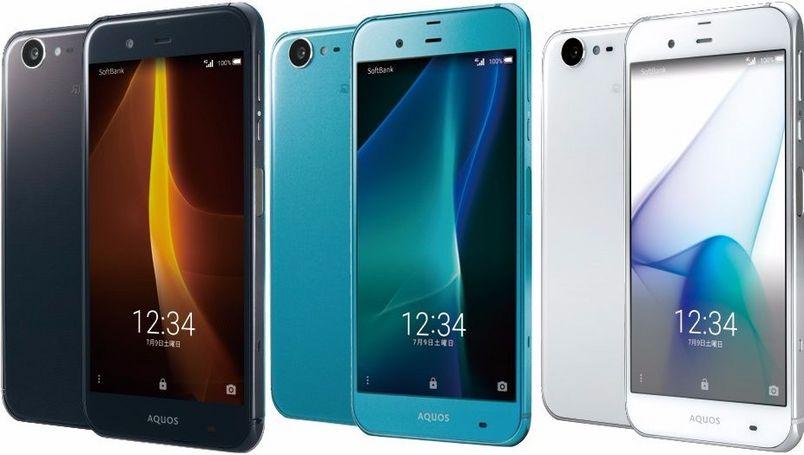 Sharp Aquos P1 - Possível base para o Nokia P1