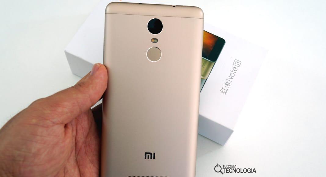 Unboxing E Primeiras Impressões Do Xiaomi Redmi Note 4: Redmi Note 3 Pro Oferece Excelente Desempenho