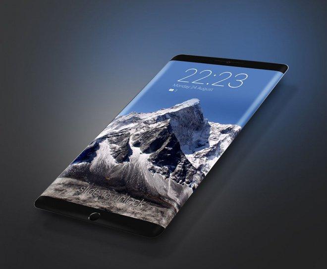 Galaxy S8 - Conceito