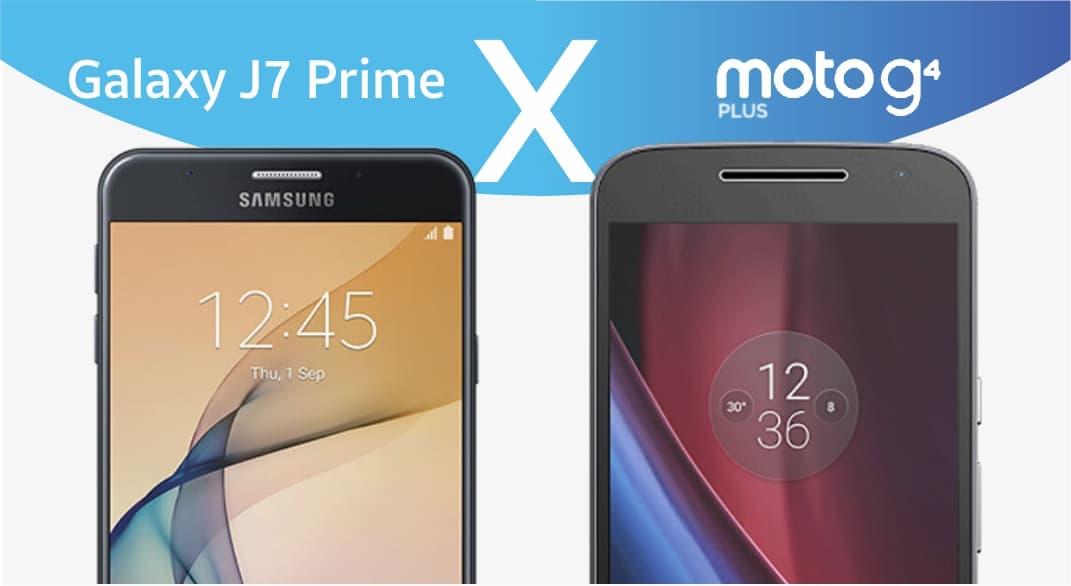 0cf170473 Galaxy J7 Prime x Moto G4 Plus – Tudo em Tecnologia