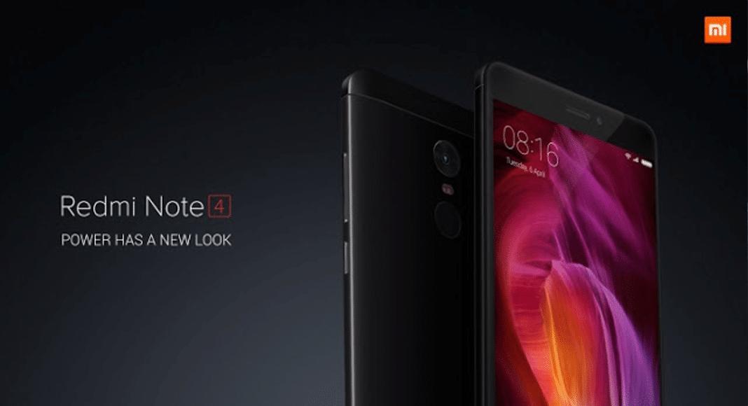 Xiaomi Redmi Note 4 Ganha Versão Com 4 Gb De Ram E 64 Gb: Xiaomi Anuncia Redmi Note 4 Com Snapdragon 625