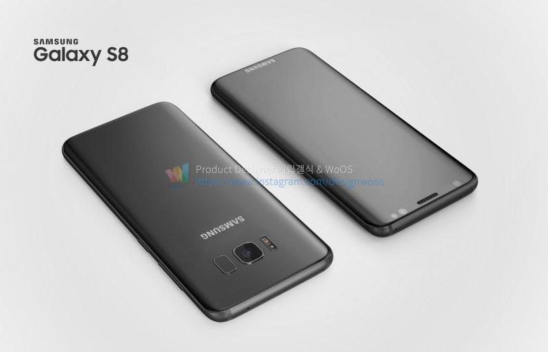 Galaxy S8 com Exynos