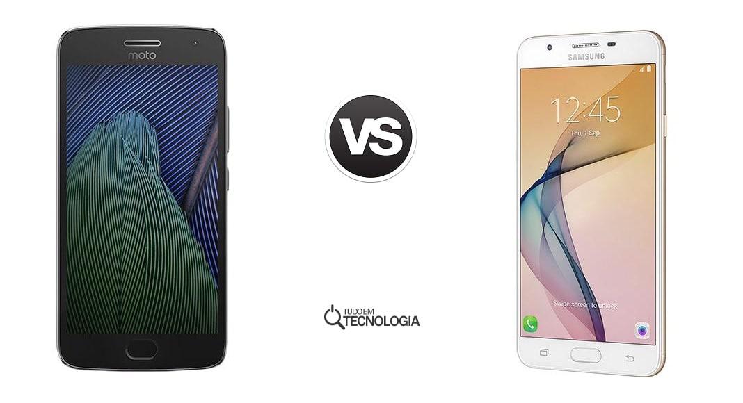 4220fcddf Moto G5 Plus vs Galaxy J7 Prime – Tudo em Tecnologia