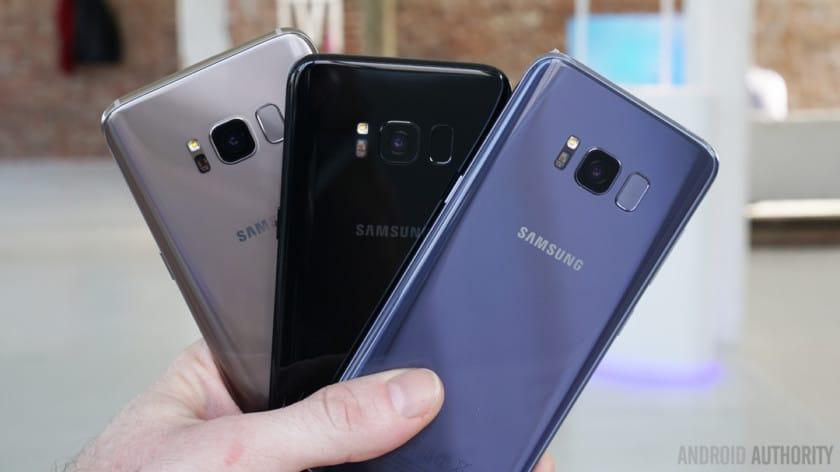 Galaxy S8 e S8+ chegarão no Brasil em versão dual-SIM