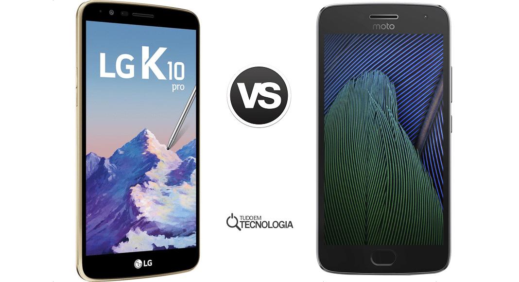 921c5cb8d LG K10 Pro vs Moto G5 Plus – Tudo em Tecnologia