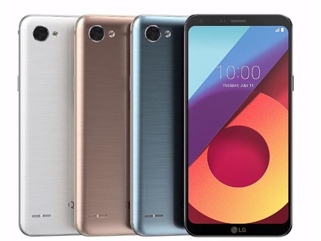 LG Q6 vs Galaxy J7 Prime