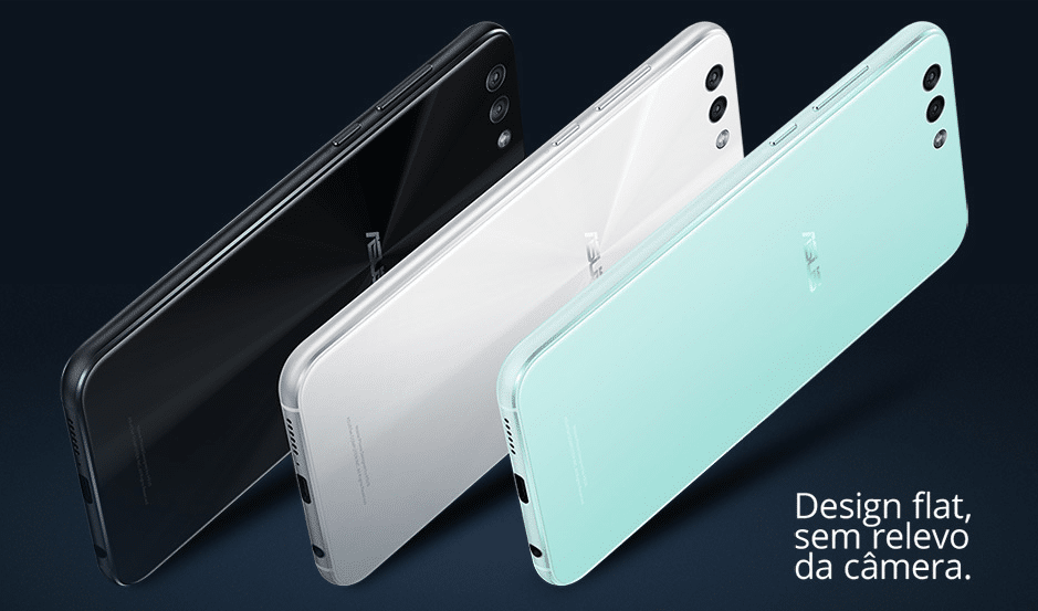ZenFone-4-c%C3%A2mera Asus lança ZenFone 4 para desbancar Moto Z2 Play