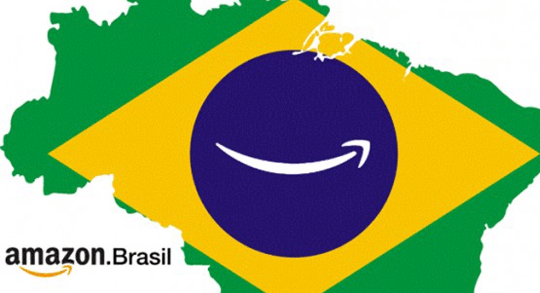 Site da Amazon vai vender eletroeletrônicos no Brasil
