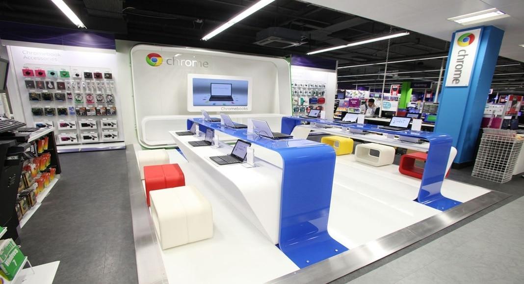 Google Store será lançada no Brasil