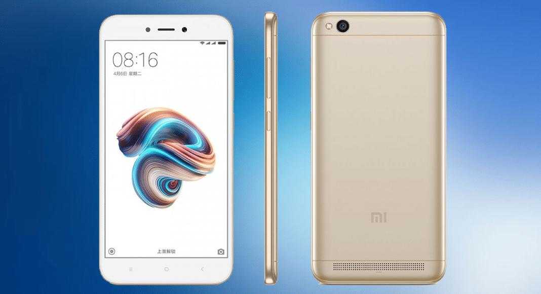 Xiaomi Redmi 5A: Novo smartphone a um preço low cost
