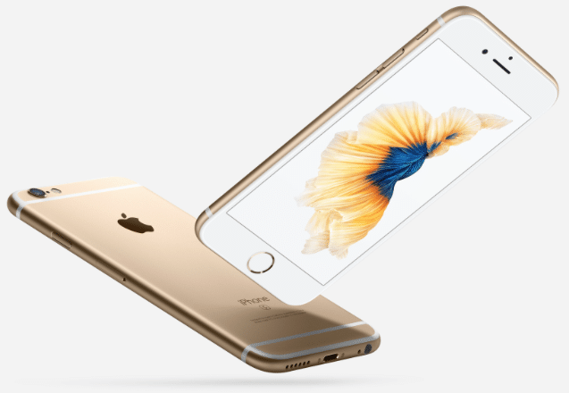 iPhone 6s oferta