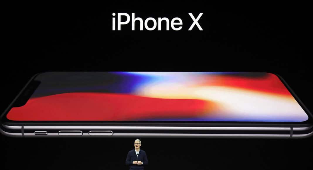 IPhone X começa a ser vendido em 8 de dezembro no Brasil