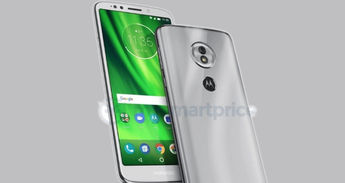 Vazaram as especificações do Moto G6 e variantes!