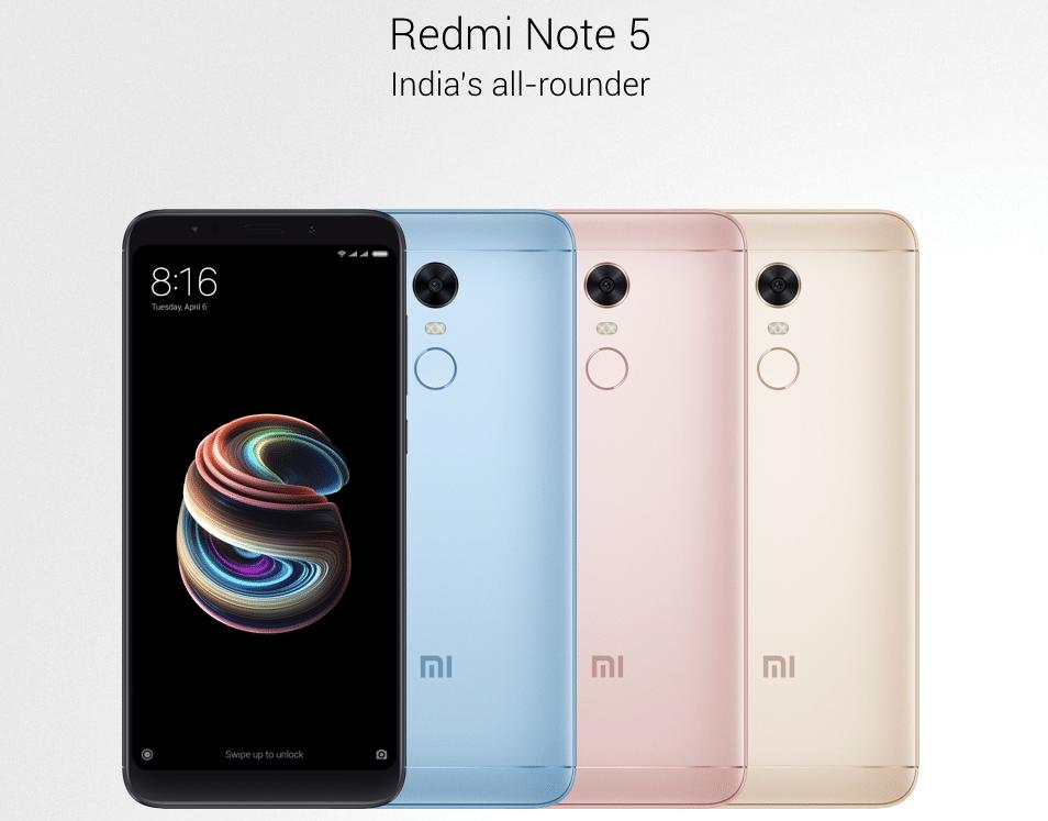 Xiaomi Redmi Note 4 Ganha Versão Com 4 Gb De Ram E 64 Gb: Xiaomi Lança Mais Dois ótimos Smartphones: Redmi Note 5 E