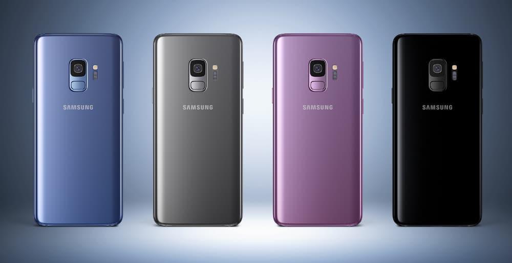 Samsung S9 Brasil