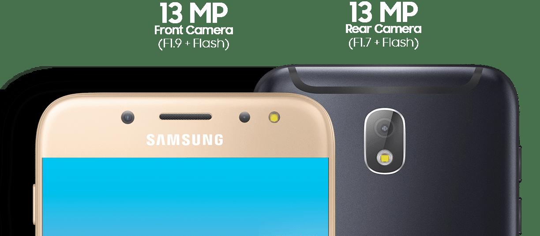 Galaxy J7 Pro vs J7 Prime