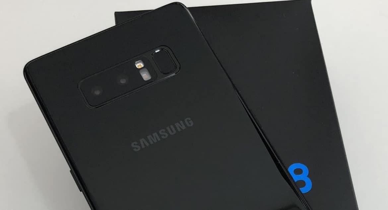 Galaxy Note 8 128 GB