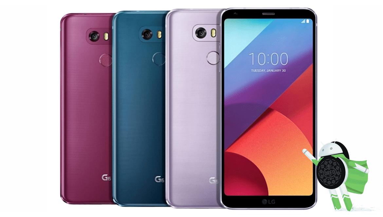 Android 8.0 Oreo chega ao LG G6 no último dia de Abril
