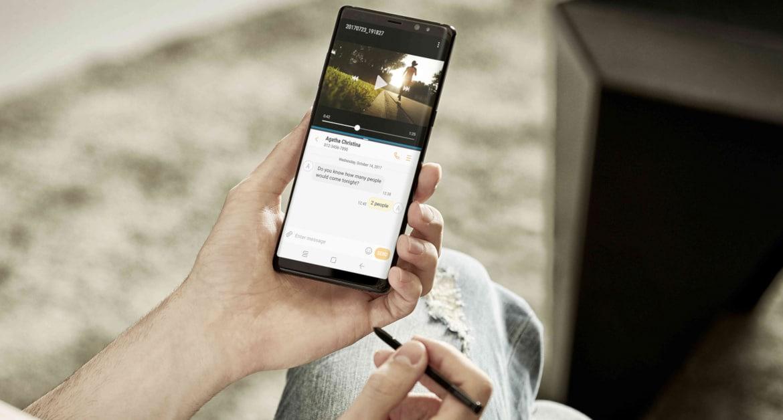 Samsung Galaxy Note 8 128 GB