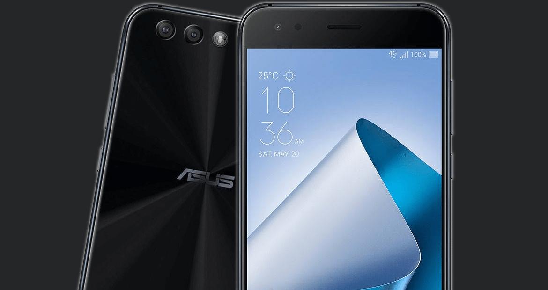 Asus Zenfone 4 Snapdragon 660