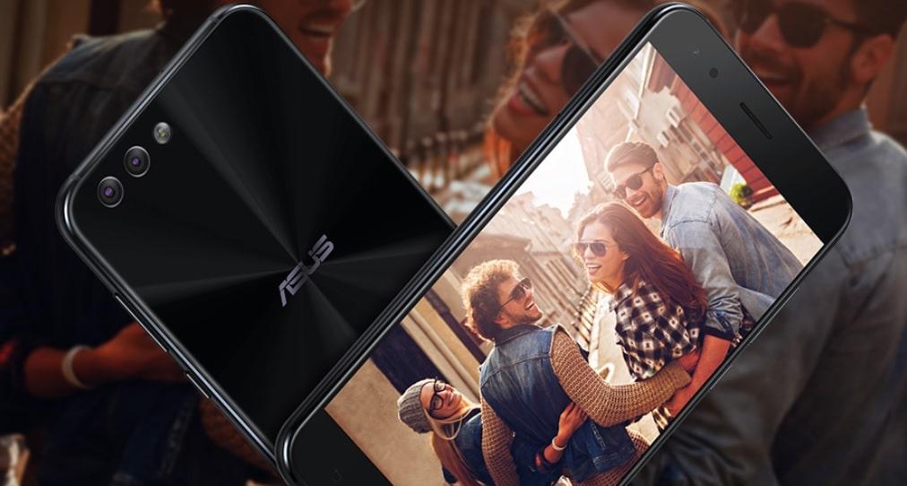 ZenFone 4 e ZenFone Zoom S