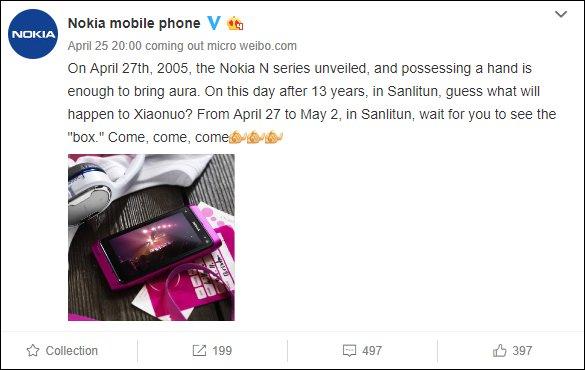 Nokia N9 pode ser relançado em breve …. Fique ligado