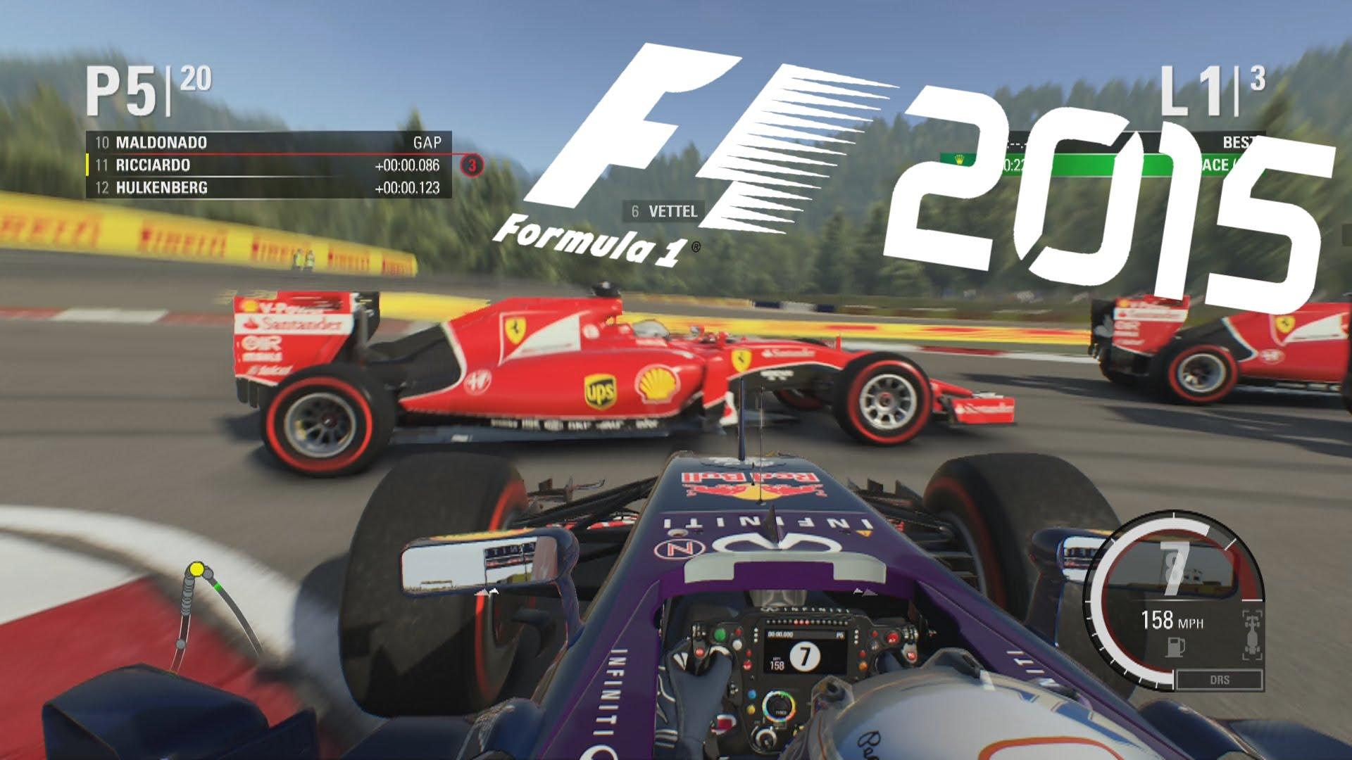 Photo of Baixe F1 2015 de graça no Steam para PC