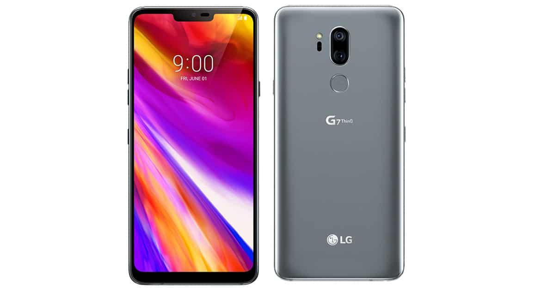 LG confirma G7 ThinQ 6.1′ com ecrã Super Bright QHD+