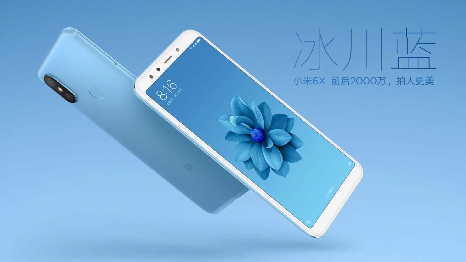 Xiaomi anuncia novo smartphone intermediário com até 6 GB de RAM