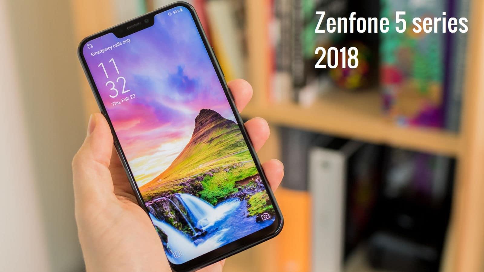 ZenFone 5 Is The Smartphone With Best Camera Mediator