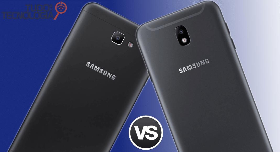 Galaxy J7 Prime 2 vs J7 Pro