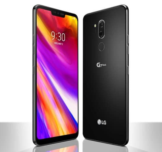 LG G7 ThinQ Claro