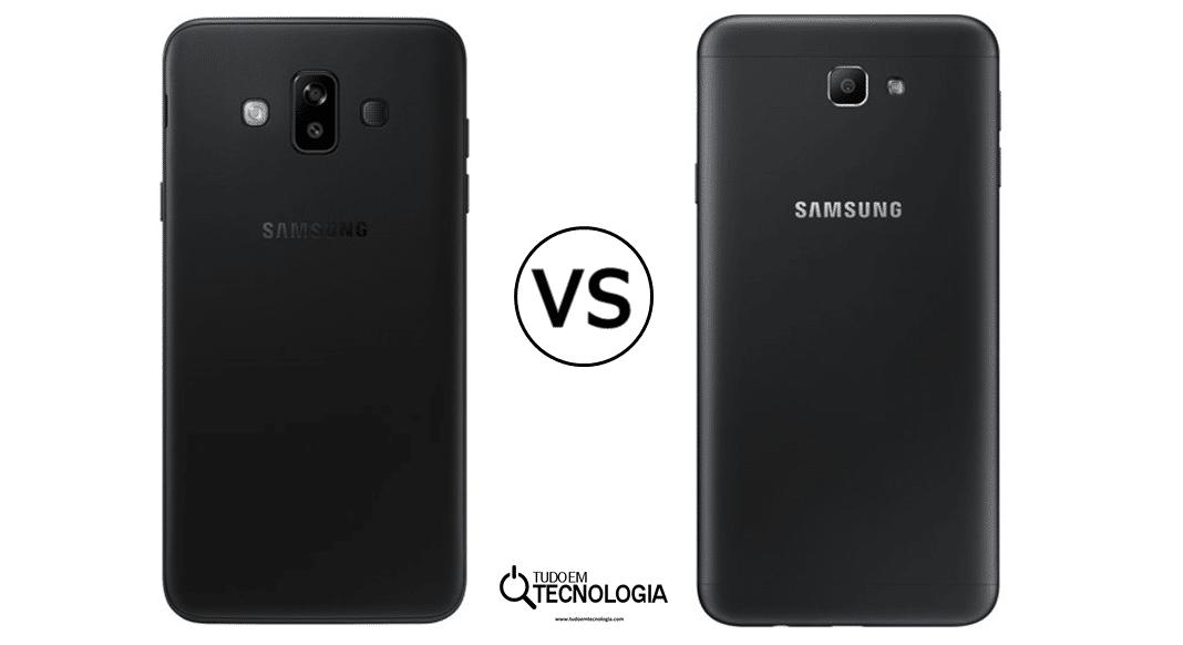 Galaxy J7 Duo vs J7 Prime 2