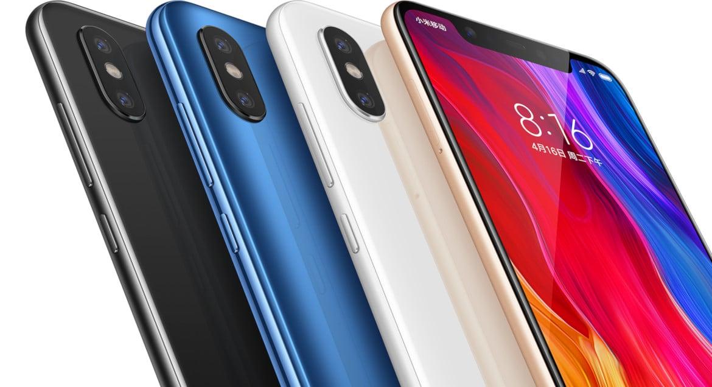 Xiaomi Mi 8 versão internacional