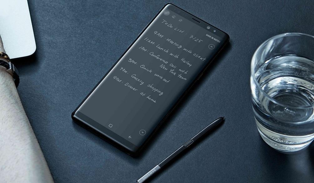 Galaxy Note8 oferta
