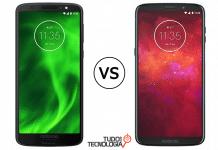 Moto Z3 Play vs Moto G6 Plus