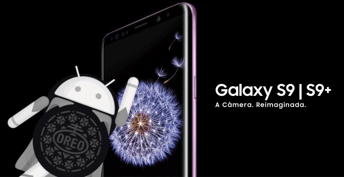 Como instalar ROM oficial da Samsung no Galaxy S9/S9+ – Tudo