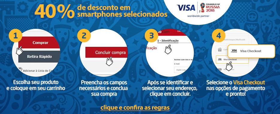 S9 Plus visa checkout