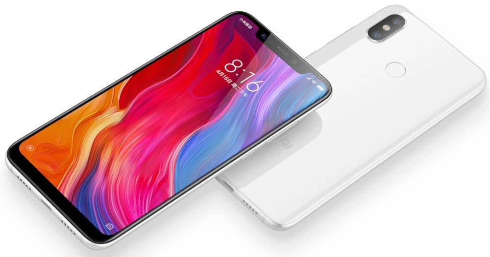 Xiaomi Mi 8 cupom de desconto