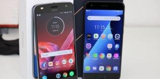 Zenfone 4 vs Moto Z2 Play: Qual comprar