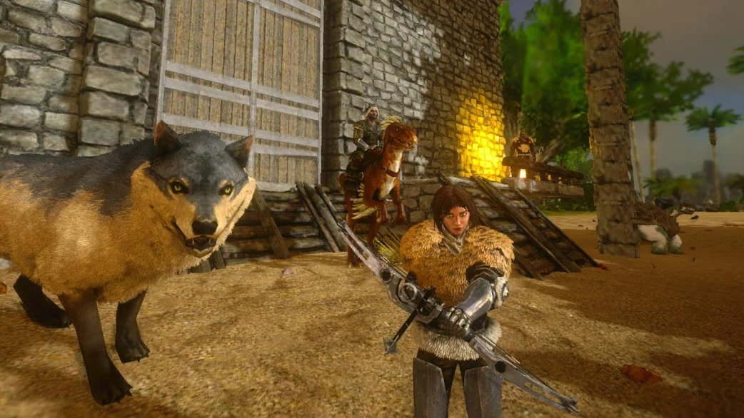 ARK Survival Evolved para Android