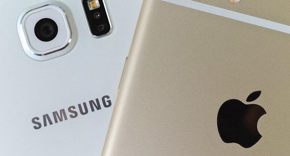 Após sete anos, Apple e Samsung encerram processo judicial