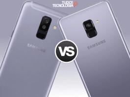 Galaxy A6 Plus vs A8 Plus