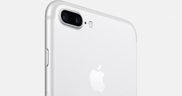 iPhone 7 Plus prata