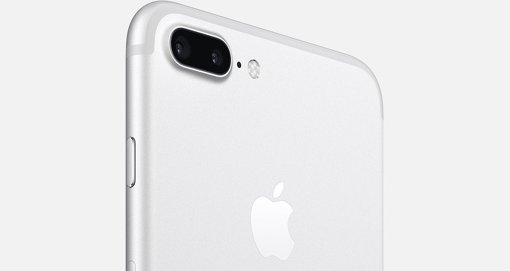 iPhone 7 Plus prata