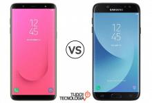 Galaxy J8 vs J7 Pro