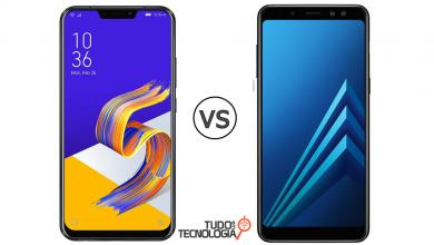 Zenfone 5 vs Galaxy A8